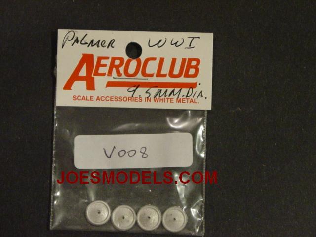 AEROCLUB 1/72 VARIOUS ACCESSORIES