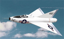 Convair XF-92A late